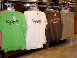 Key West, Fury, and Surf Shack apparel.