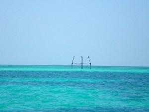 Hemingway's fishing platform