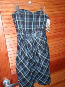 Roxy dress.