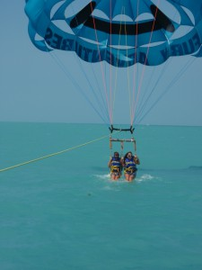 parasailing tips in key west