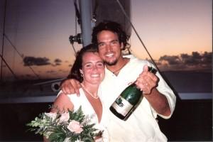 Key West Wedding Sunset