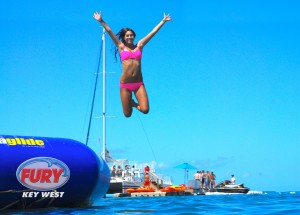 Key West Labor Day Weekend on the Fury Ultimate Adventure