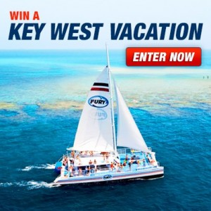 Fury Key West Vacation Contest