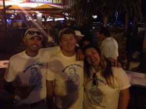 Fury Crew Enjoying the Holidays in Key West