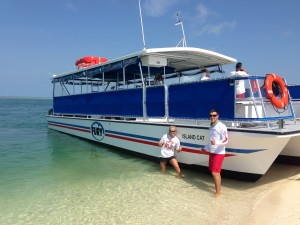 Photo of Key West Catamaran in Gulf