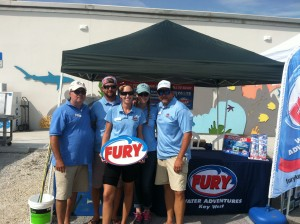 The Fury Crew at Mote's Ocean Fest.