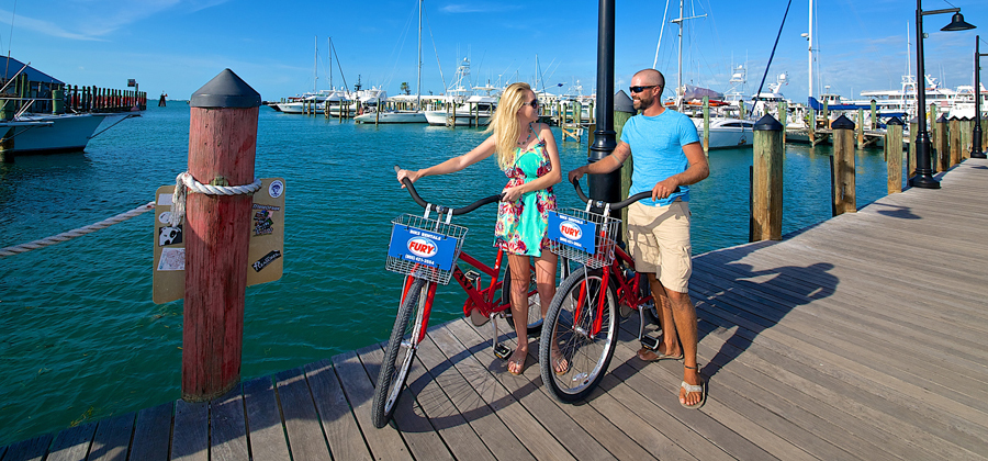Image of Historic Seaport Bike Rentals