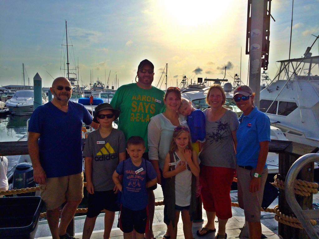 Image of Delainey Hayden and Family Make-A-Wish Adventures