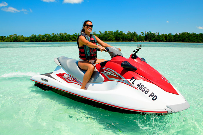 Image of Fury Key West Jet Ski Tour