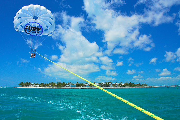 Fury Key West Parasail