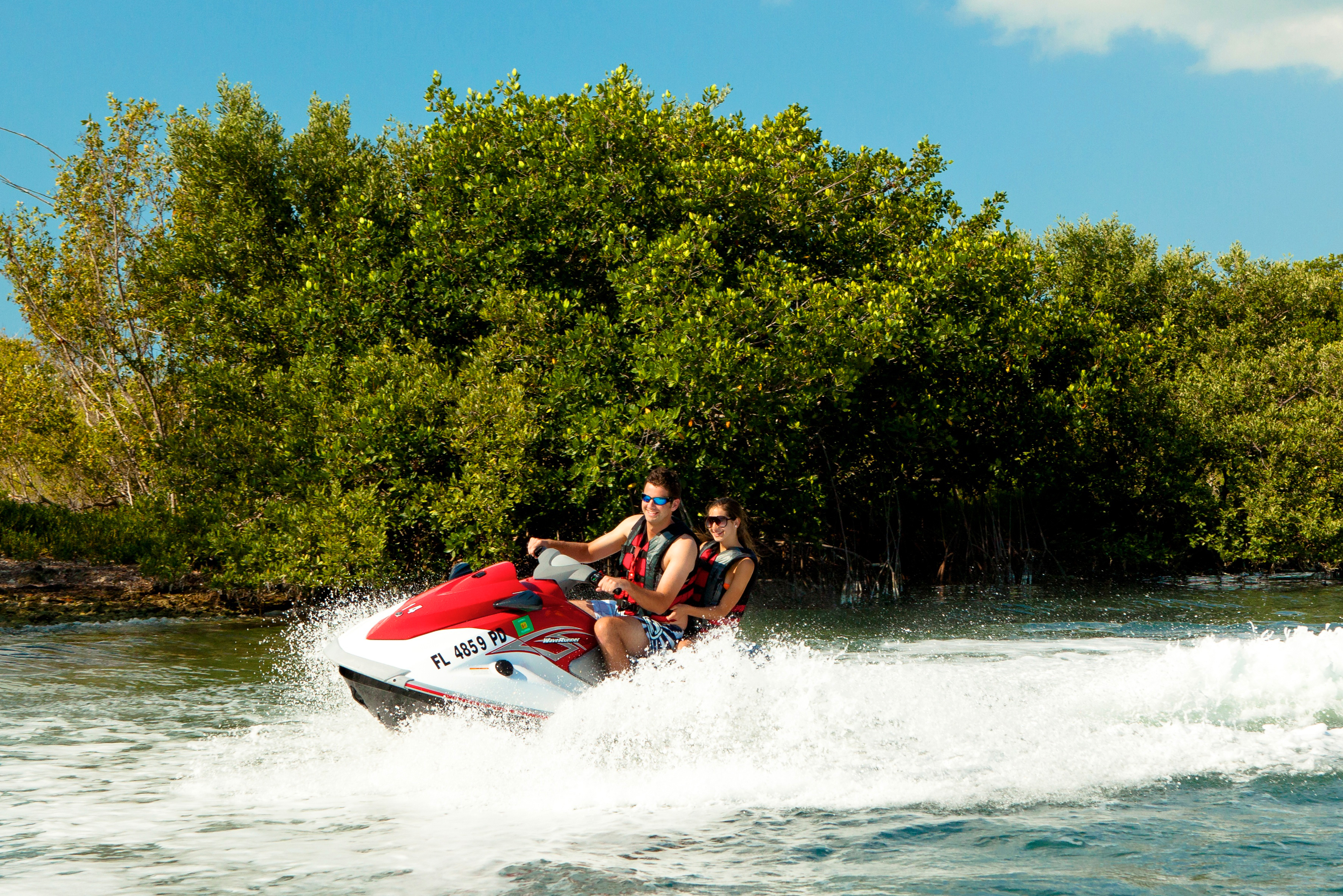 Fury Key West Jet Ski Trip