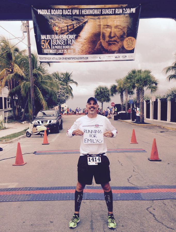 Fury Blog Gilbert Hemingway Race