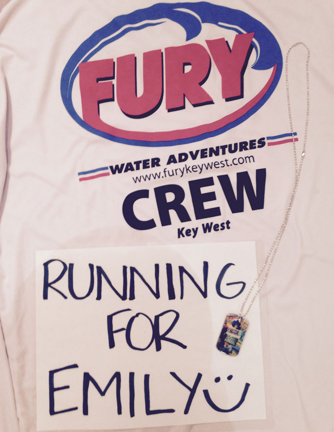 Fury Blog Gilbert Race Sign Shirt