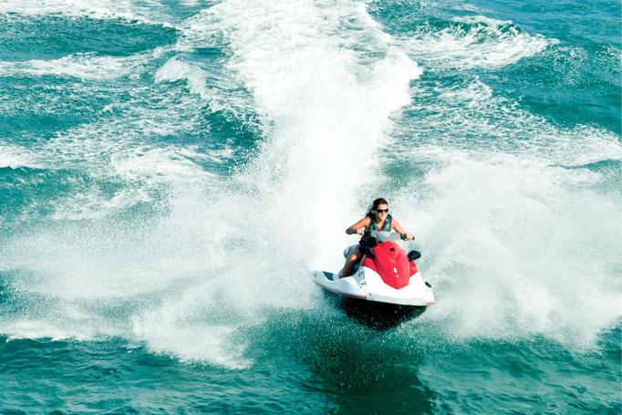 Fury Jet Ski