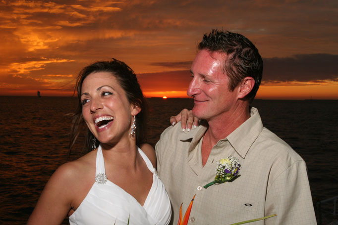 Fury Offshore Wedding Venue