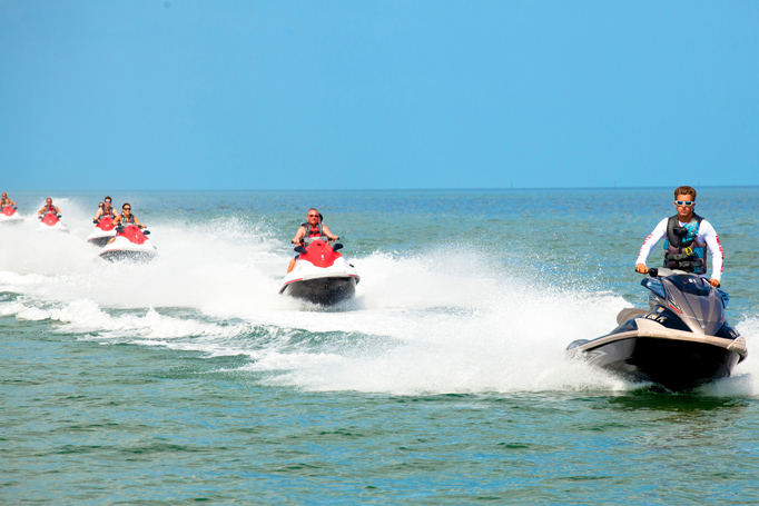 Fury Water Adventures Jet Ski Tours