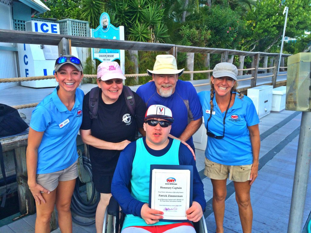 Fury Key West Make-A-Wish