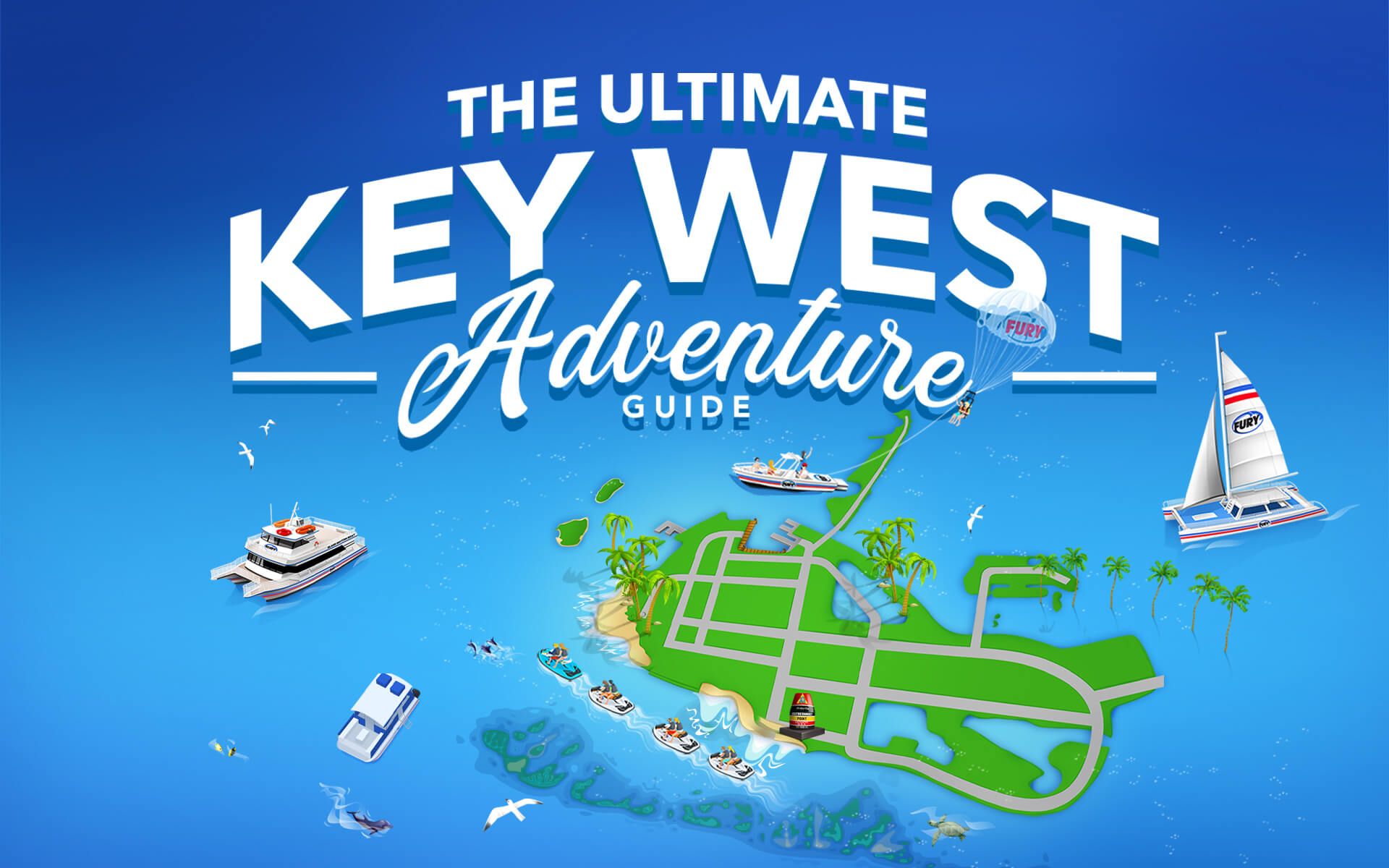 """Key west adventure guide"""