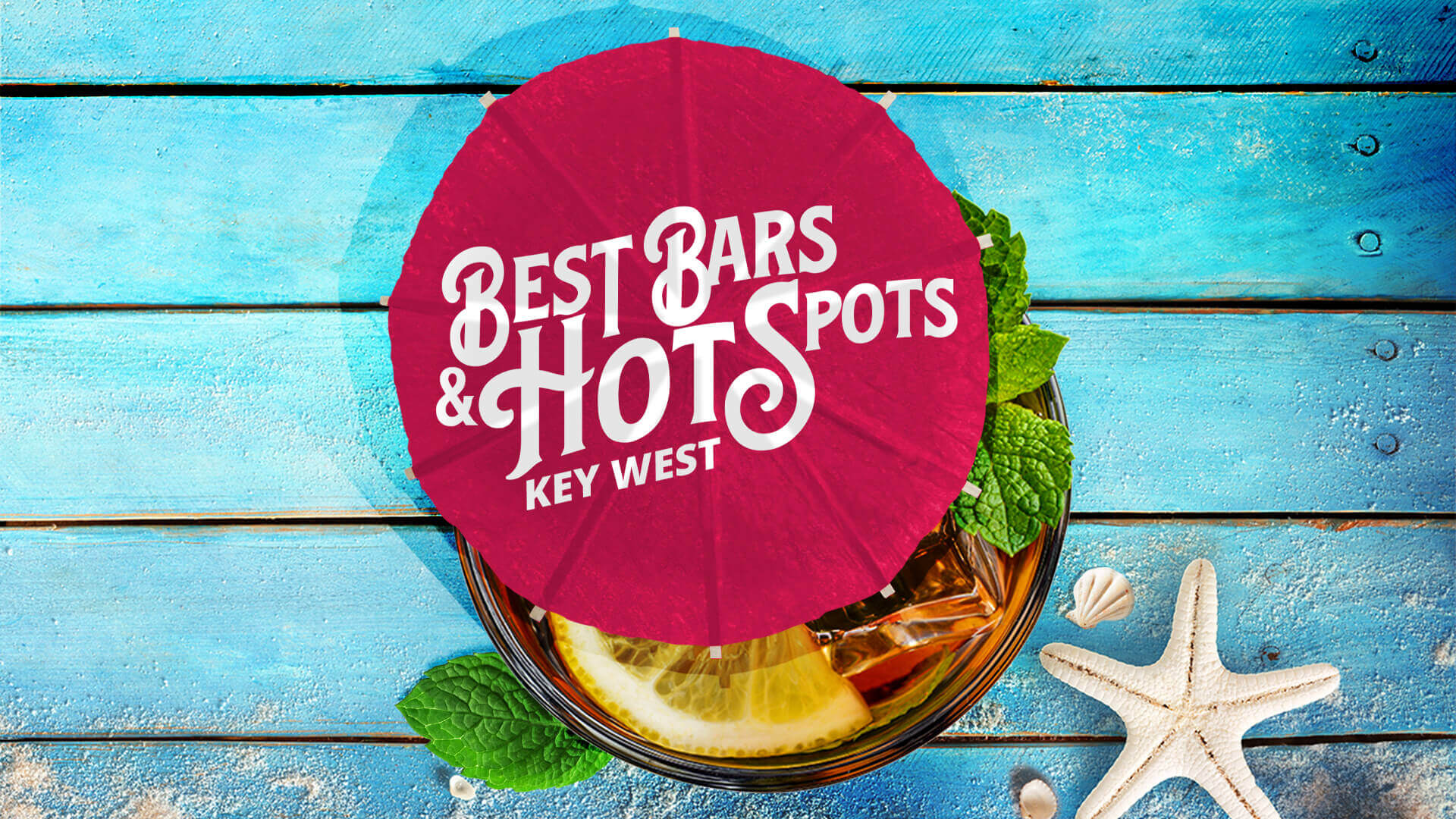 """""""Best bars and hot spots"""""""