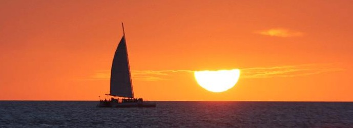 Amazing Key West Sunset Photo