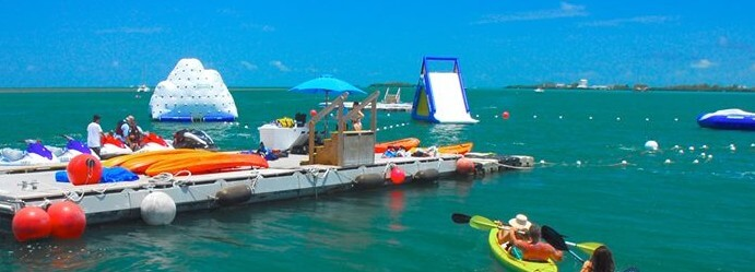 Fury water toys in Key West