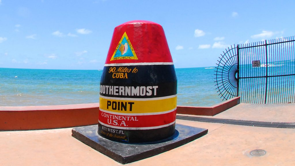 Southernmost Point of the Continental U.S. Open Right Now