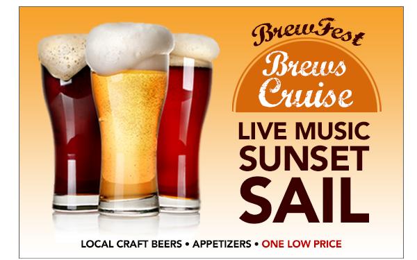 Fury Key West Brew Cruise