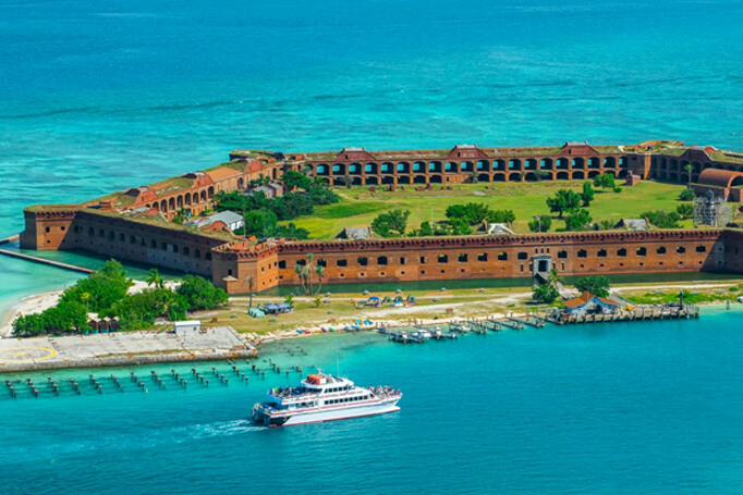 Dry Tortugas Hotel Promo