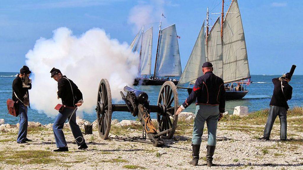 Fort Taylor Civil War Heritage Days