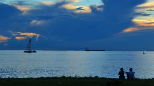 fort-zachary-sunset