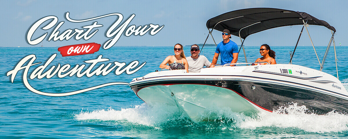 Image of Fury Boat Rental in Key West