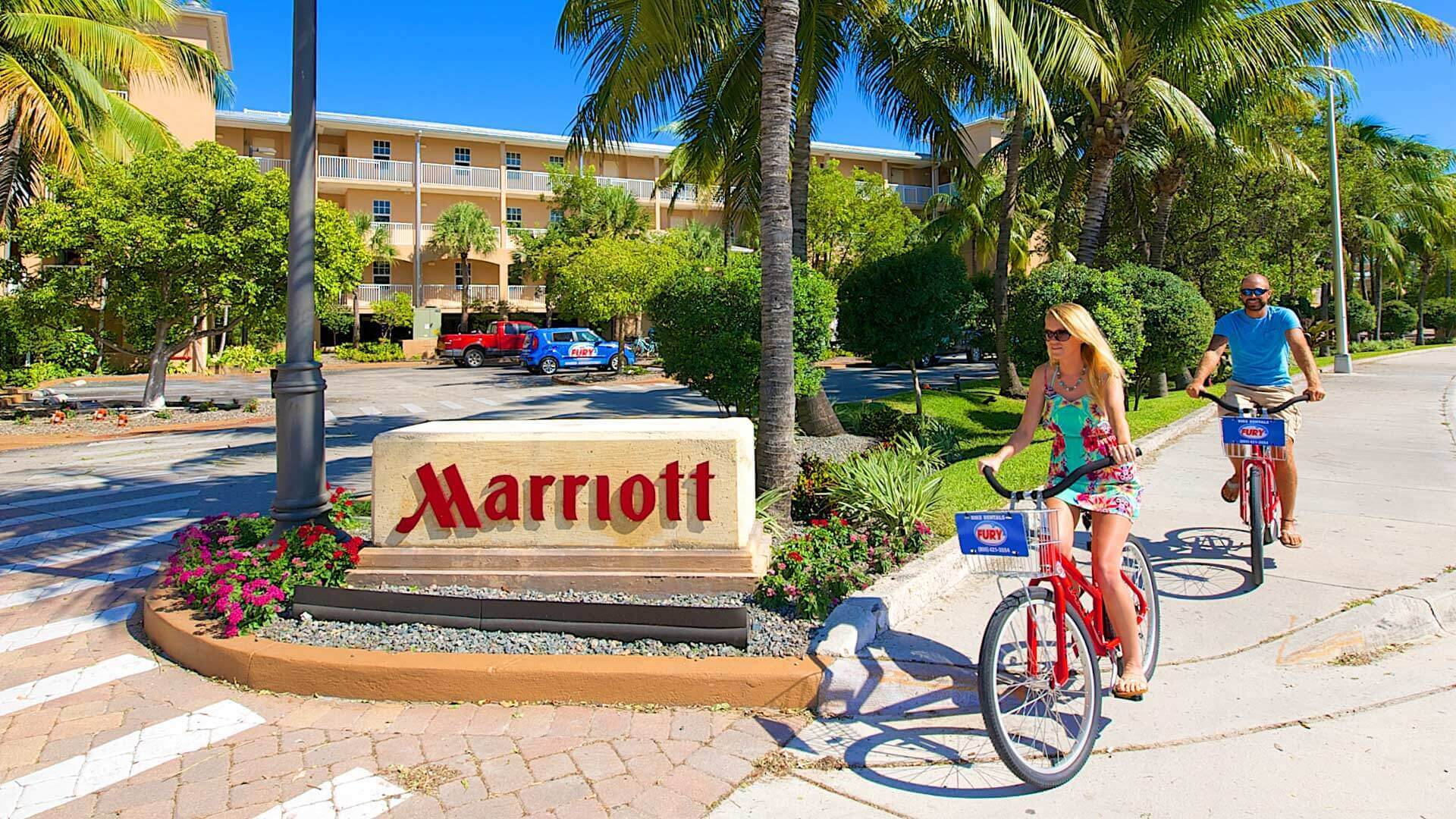 Image of Fury Departure Point 5 at Marriott Beachside Hotel