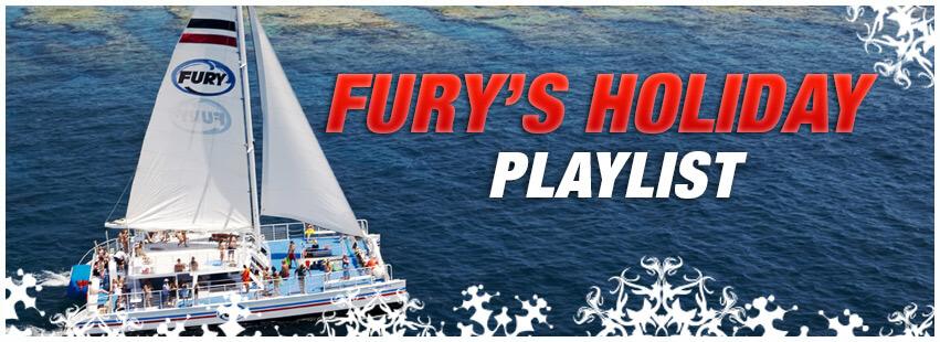 Image of Fury Holiday Playlist