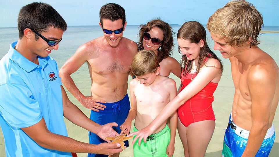 Island Adventure Family