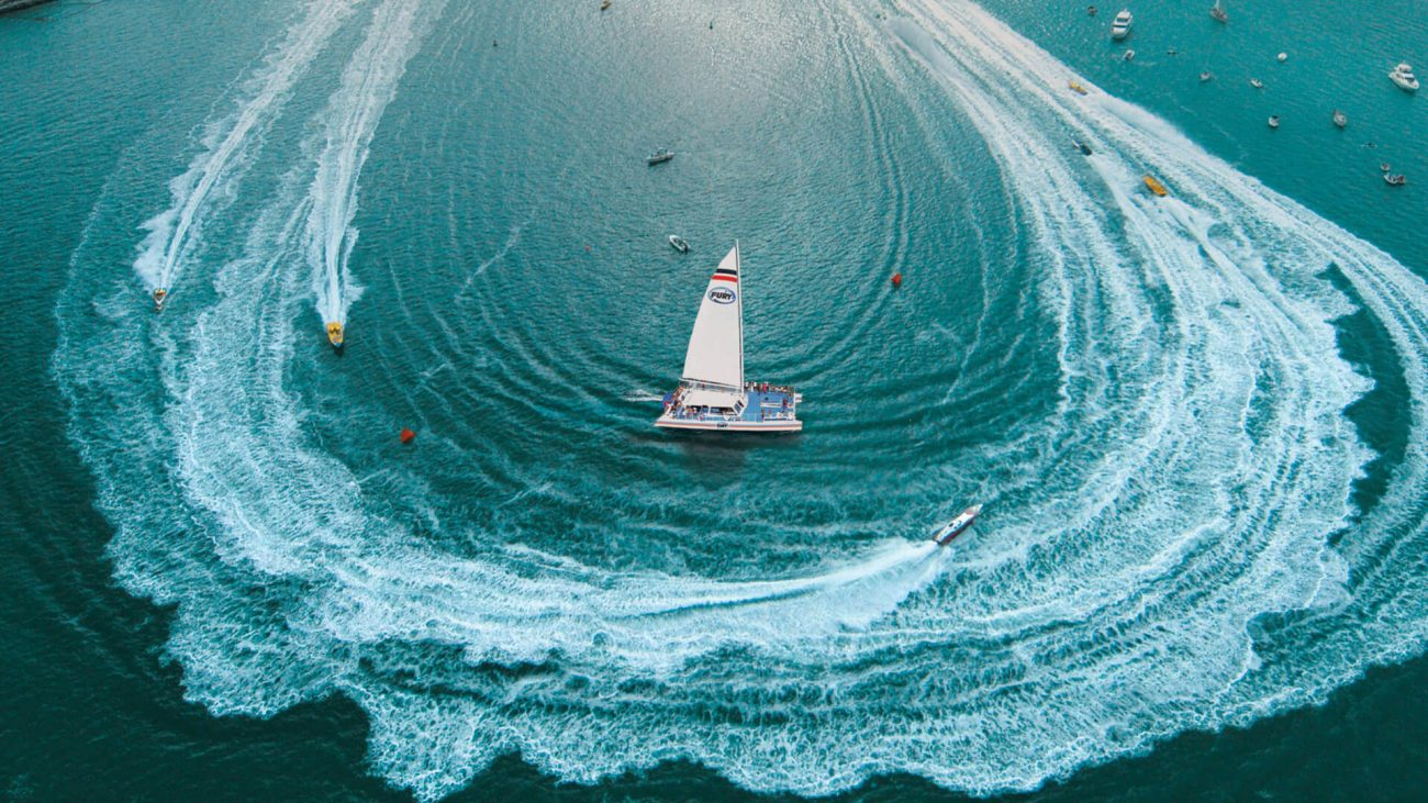 Key West Christmas Parade 2019.Key West Power Boat Races 2019 With Fury Water Adventures