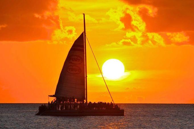 Fury Last Sunset Sail
