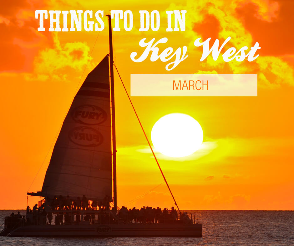 Image of Fury Things to Do in Key West March