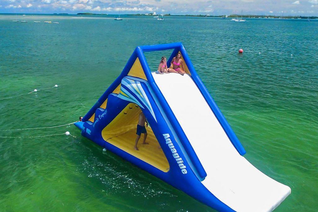 Fury Water Adventures Aquaslide