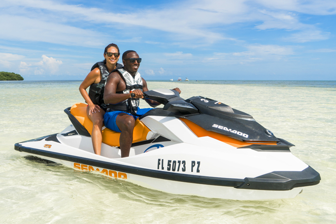 jet ski tour fury key west
