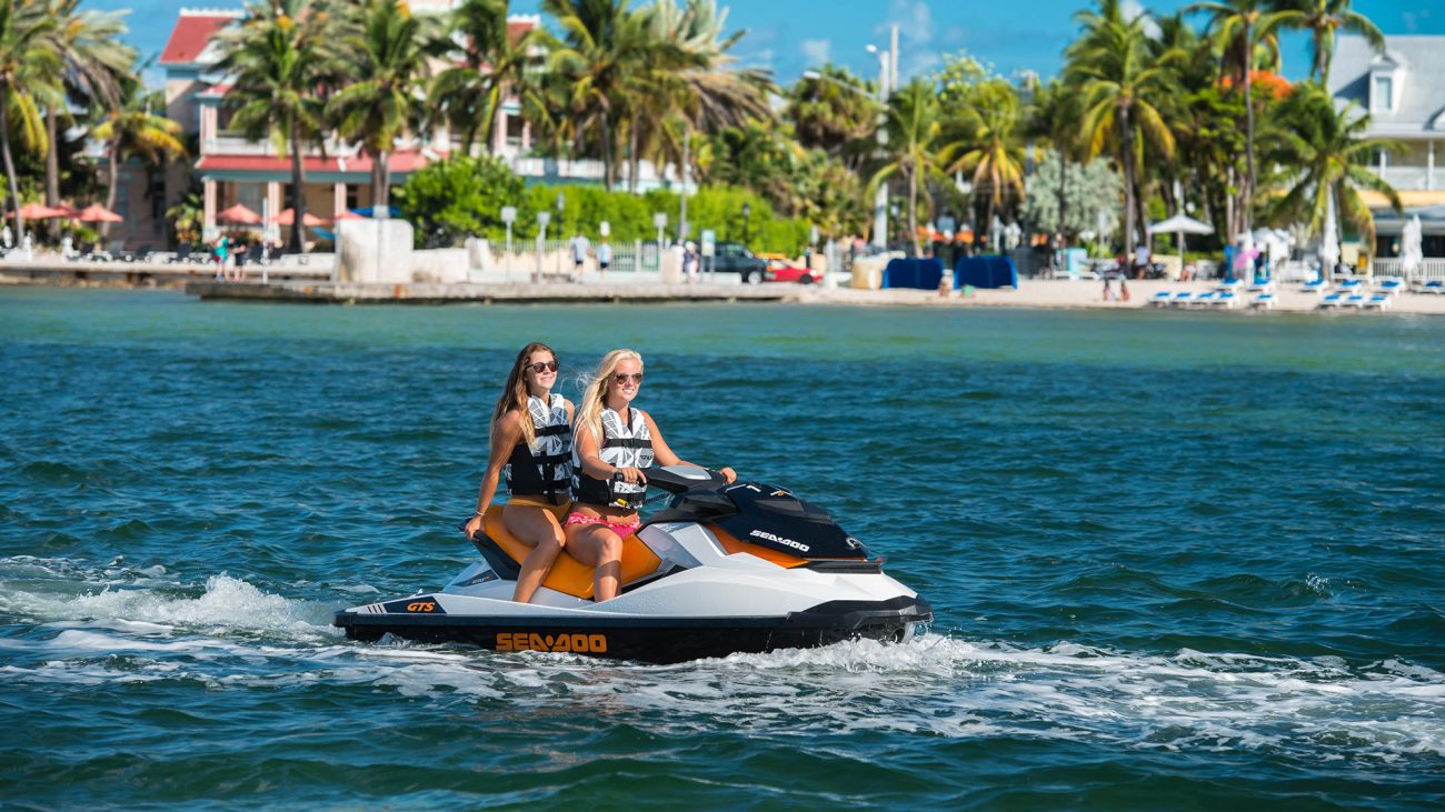 jet ski tour key west