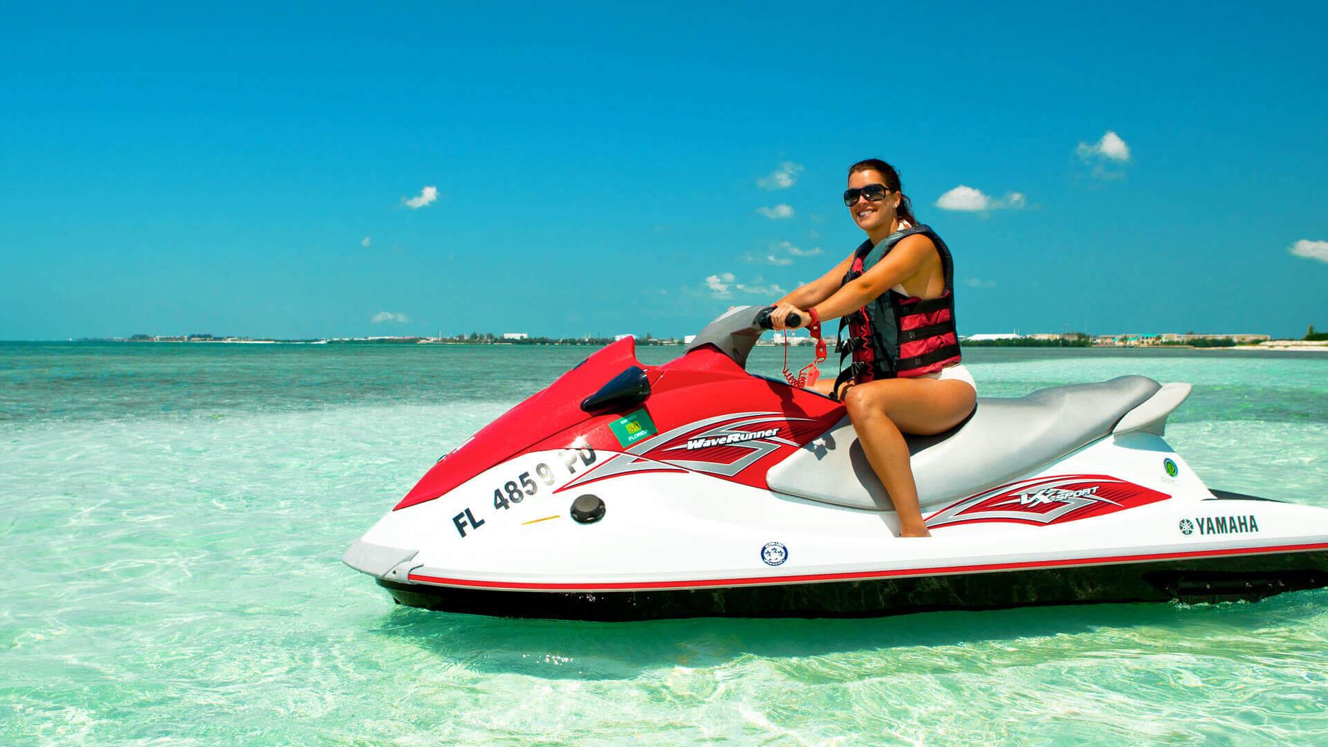 Key West Jet Ski Tours
