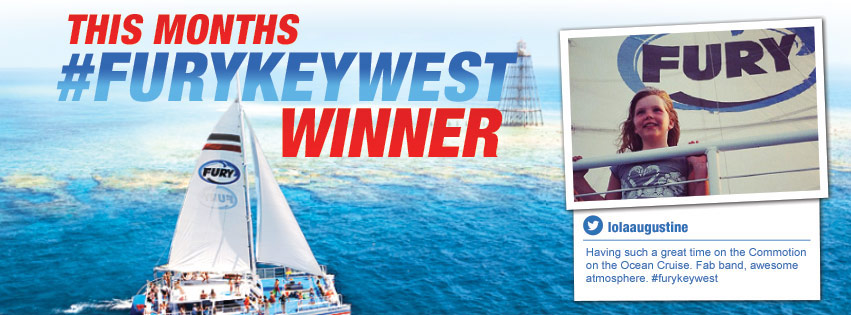Image of June Fury Key West Contest Winner