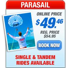 parasail trip
