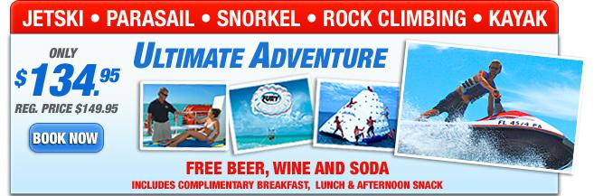 ultimate adventure trip