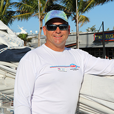 Fury Key West Captain Bill