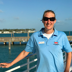 Key West Captain Carrie
