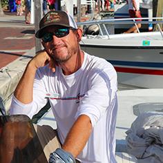 Fury Key West Captain Dan
