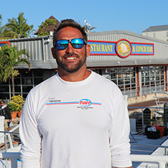 Fury Key West Captain Giuseppe