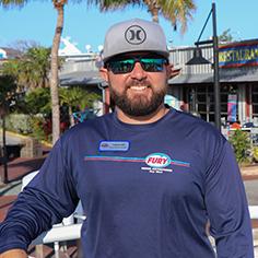 Fury Key West Captain Hill