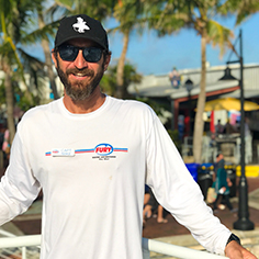 Fury Key West Captain Mike